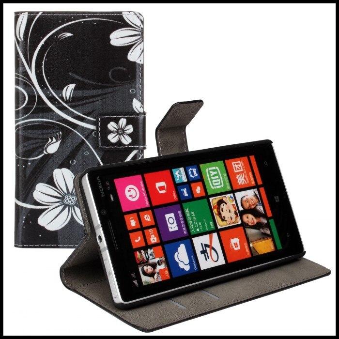 Para Lumia 930 Colorida Caja de la Carpeta del Teléfono Móvil Bolsa de Accesorio