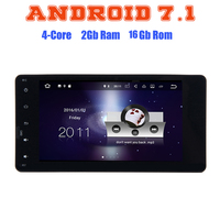 Android 7 1 Quad Core Car Radio Gps Player For Mitsubishi Outlander Lancer ASX With 2G