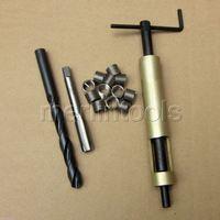 M14 × 1.5スレッド修理キットタップとドリルビットヘリ挿入挿入ツール