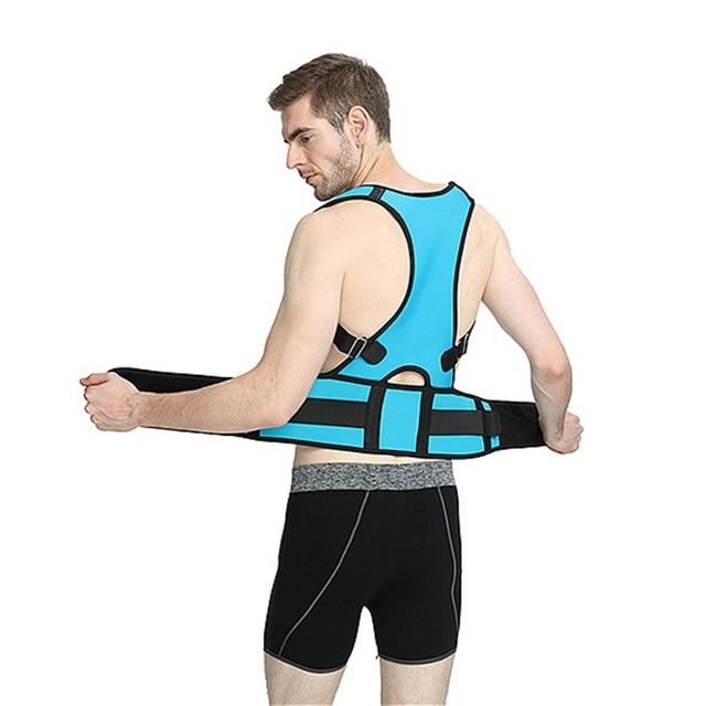 Blue Posture brace 5c64ca34eae3b