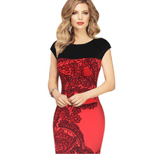 Women's Fashion Office Dress