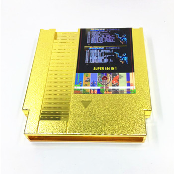 The Ultimate for  Remix 154 in 1 72 Pins Game Cartridge - Classic NES Cartridge