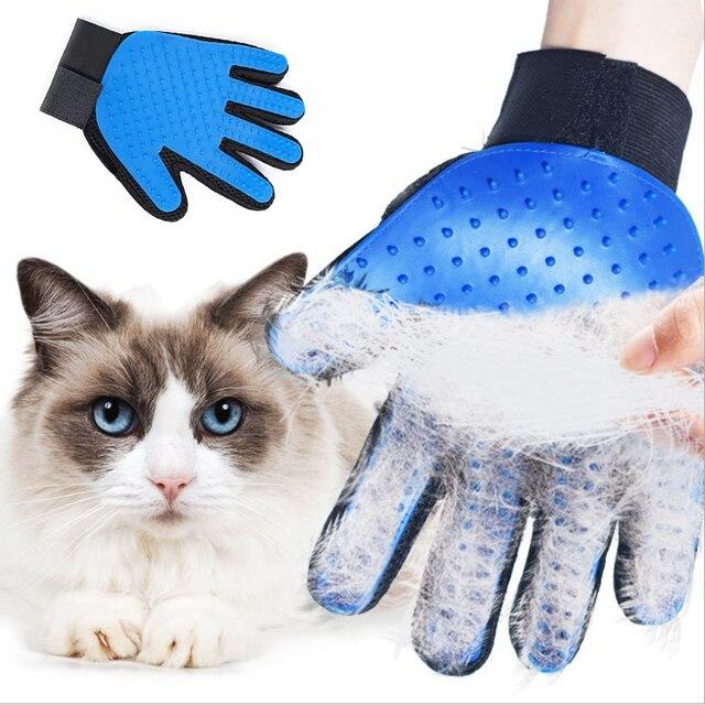 Aliexpress Com Comprar Nicrew Guante Mascota Para Gatos Perros