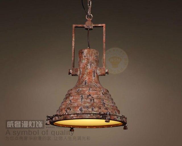 Industrial zwaai nautische hanglamp opknoping licht retro vintage ...