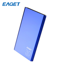 Eaget External Hard Drive 1TB Portable Type-c 3.0 Mobile HDD 2.5