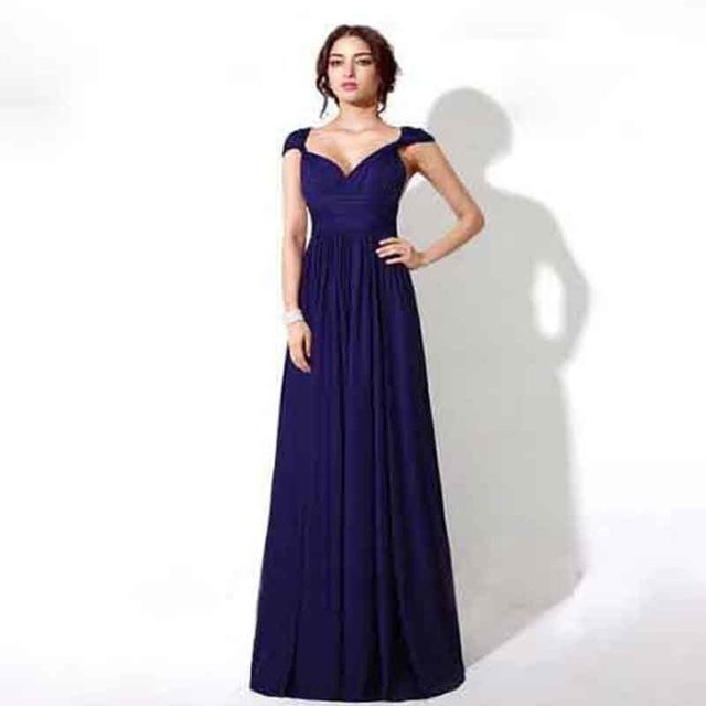 Elegant Red Gown 2018 Pattern Summer Single Shoulder Bridesmaids Dresses  Serve Longuette Full Dress Fashion Wedding Party Dress 8e91f8c4bd5f