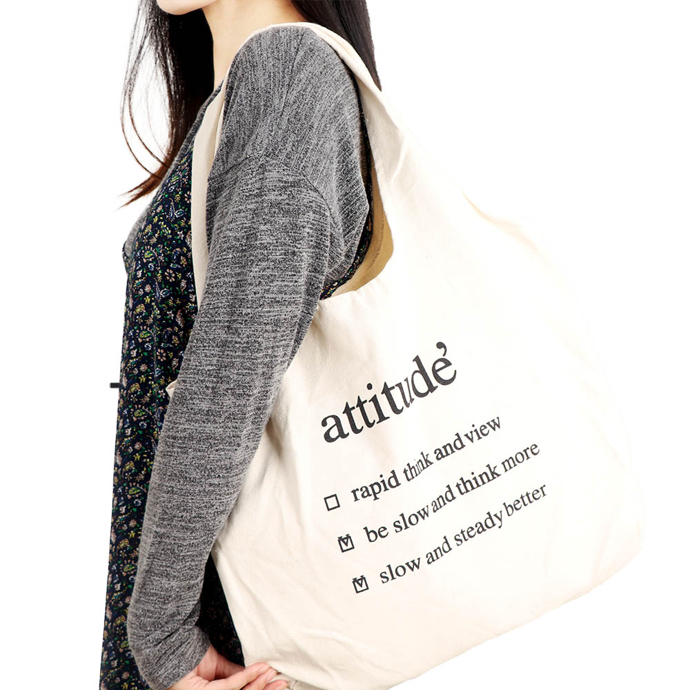 1PC Canvas Shopping Handle Bags Large Pure Color Handbag Tote Bags High Quality