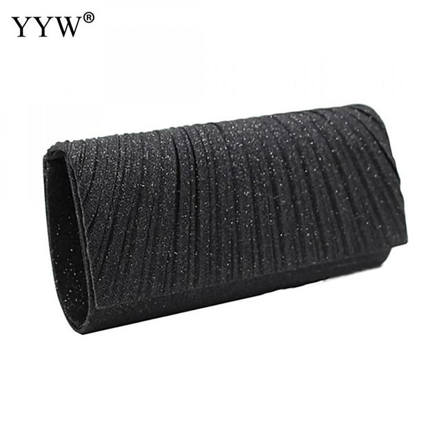 e0bc4ceb3c Small Black Bags For Women Glitter Leather Clutch Bag Clearance Cheap  Evening Party Handbags Bolsa Feminina