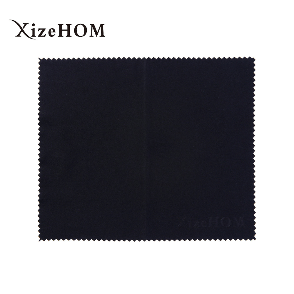 XizeHOM 15 18cm 100pcs Cleaner Clean Glasses Lens Cloth Wipes For Sunglasses Microfiber Eyeglass Cleaning Cloth