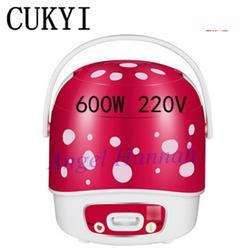 CUKYI CFXB12-30A 1-2 мини риса плита подлинной студентов 600 Вт 220 В