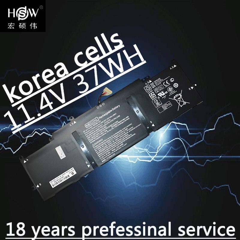 Genuine ME03XL Battery for HP Stream 11 13-C010NR Notebook 787521-005 HSTNN-UB6M 13 PC Laptop
