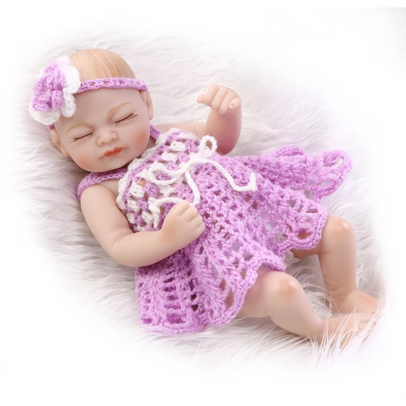 Reborn Baby Doll Bebe Reborn Baby Princess Baby Prince With Elephant Suit Cute Baby Suit Soft Touch Safe Materials Top Quality Clients First Dolls & Stuffed Toys