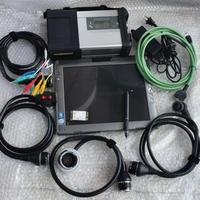 Звезда c5 2018 Мини ssd super speed новейшее программное обеспечение ноутбук Tablet PC LE1700 сенсорный экран полный набор для диагностики для 12 В 24 В