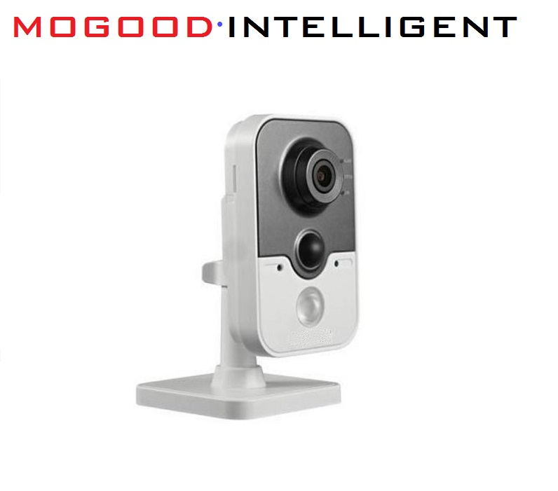 HIKVISION Multi-language Version DS-2CD3410FD-IW 1MP/720P Cube IP Camera Wireless Support WiFi Night Version Baby Care Camera cd диск guano apes offline 1 cd