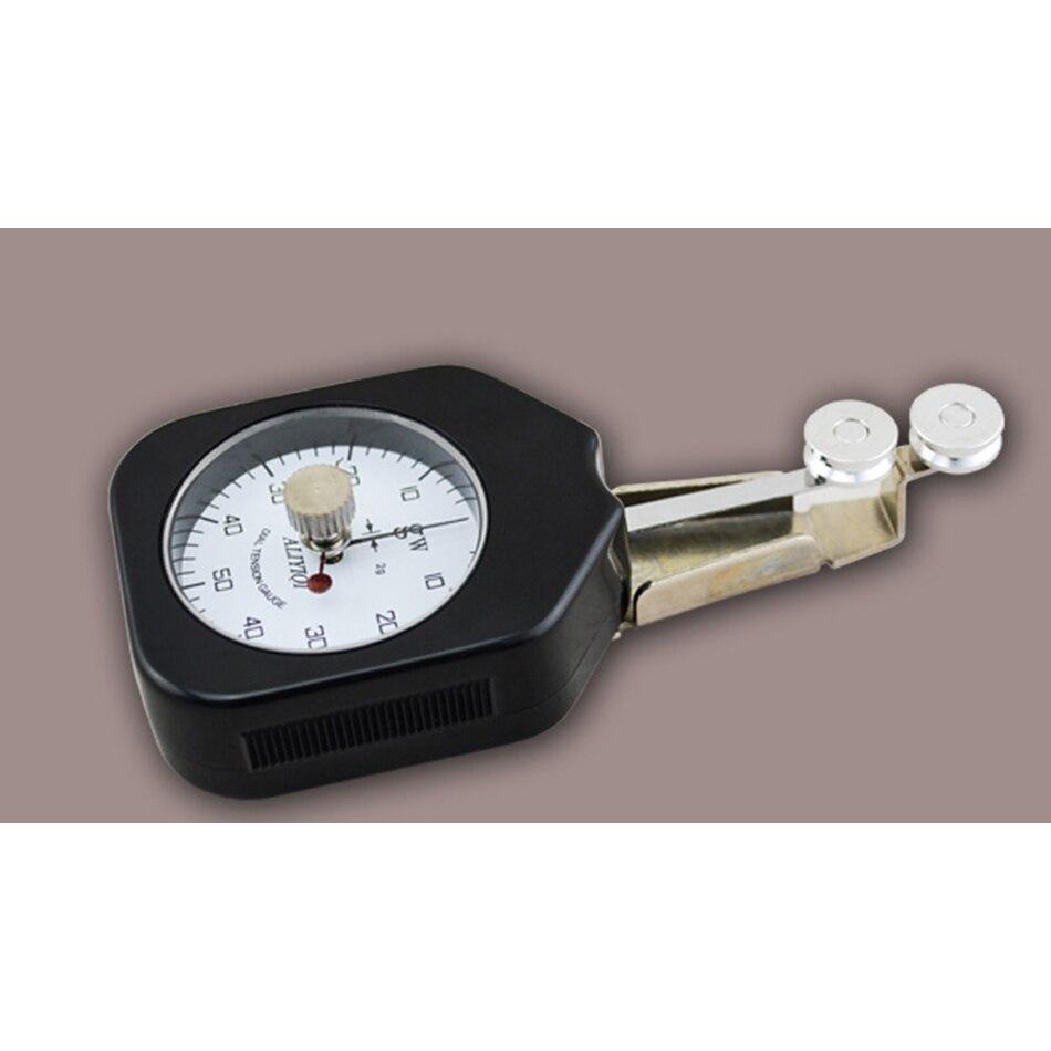 Medidor de Tensão Dispositivo com Fio Pano de Espalhar Aplicada na Indústria Linhas de Metal Têxtil Instrumento Pequeno Dtf-50 um Que