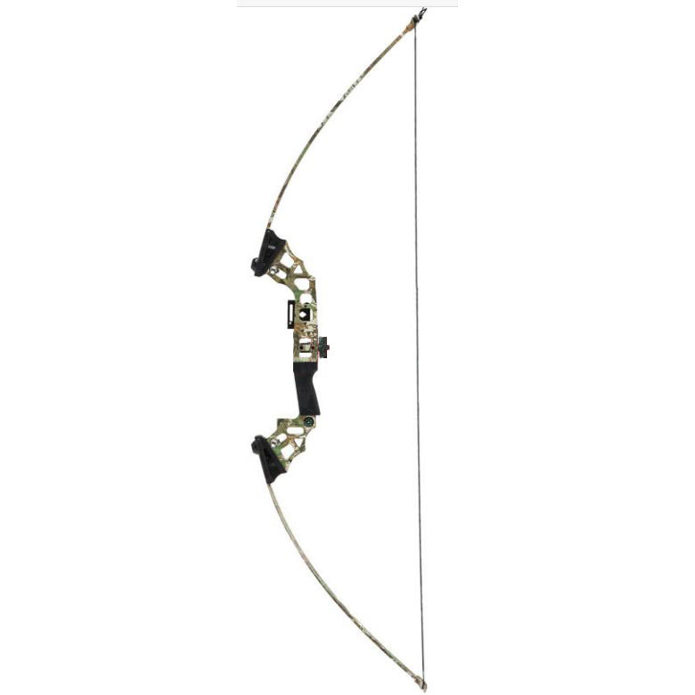 Fanatical Hunting Bow Straight Draw Archery Outdoor Hunting Shooting Fish Bow and Arrow Camouflage Bow 40 lbsFanatical Hunting Bow Straight Draw Archery Outdoor Hunting Shooting Fish Bow and Arrow Camouflage Bow 40 lbs