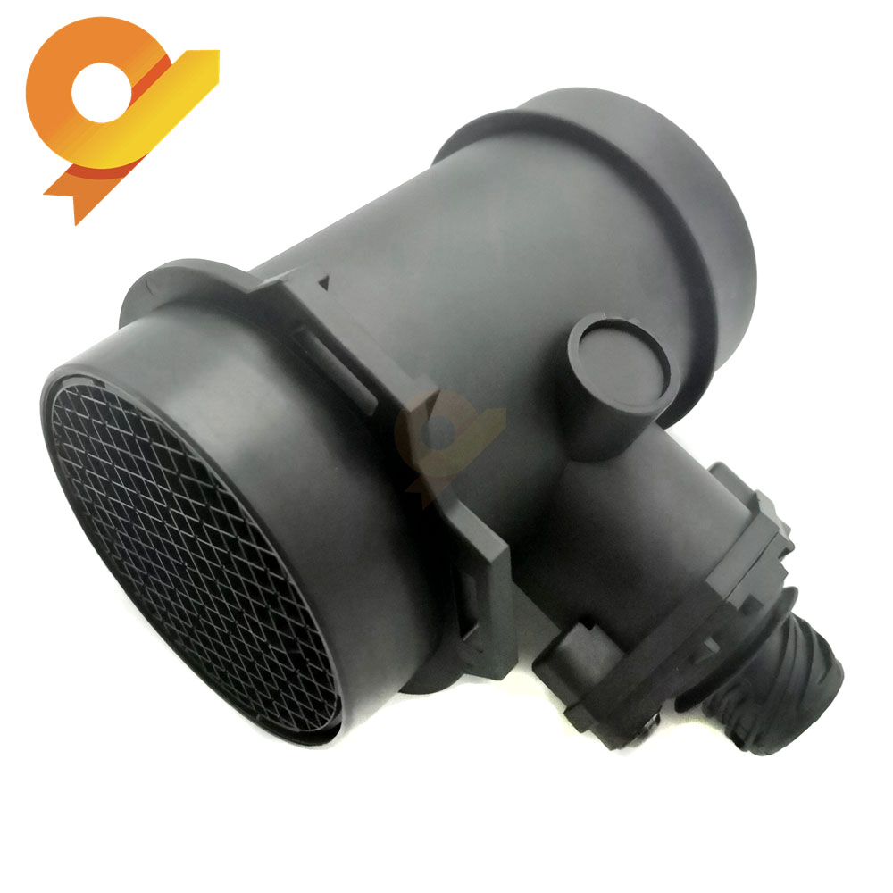 Mass Air Flow Meter MAF Sensor For <font><b>BMW</b></font> 325i 525i 530i E21 <font><b>E30</b></font> E36 E46 E90 E91 E92 E93 90-96 13621747155 0280217502 13621733258 image