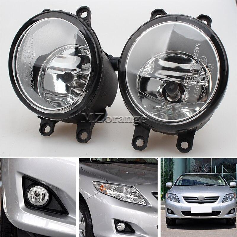 Lx 350 Lexus: 2 PCS / Set Fog Lights Lamps For Toyota Corolla Camry