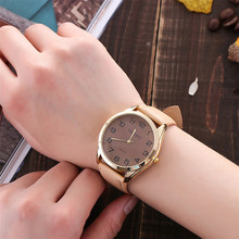 Unique dedign Women's Casual Quartz Leather Band New  Strap Watch Analog Wrist Watch  Relojes de mujer dignity 8.24