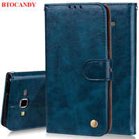 For Etui Coque Samsung Galaxy Grand Prime G531H G530 G531 SM-G531F Case Soft TPU Leather Wallet For Grand Prime Samsung Case