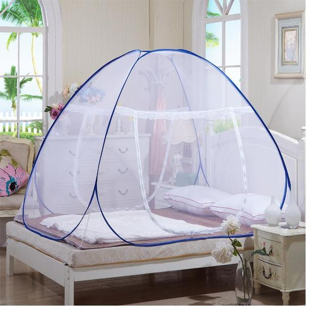 Hot New Style Mosquito Net For Double Bed And Breathable Dustproof Anti- mosquito For Indoor & Hot New Style Mosquito Net For Double Bed And Breathable Dustproof ...