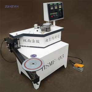 Machinery Edge-Banding-Machine Wood Mdf Pvc HSMF-03 Manual-Curve Straight-Line 220V/380V
