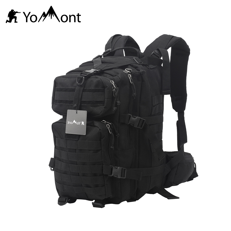 40L Military Tactical Assault Pack Backpack Army Molle Waterproof Bug Out Bag Small Rucksack for Outdoor Hiking Camping Hunting 2018 hot a military tactical assault pack backpack army molle waterproof bag small rucksack for outdoor hiking camping hunting