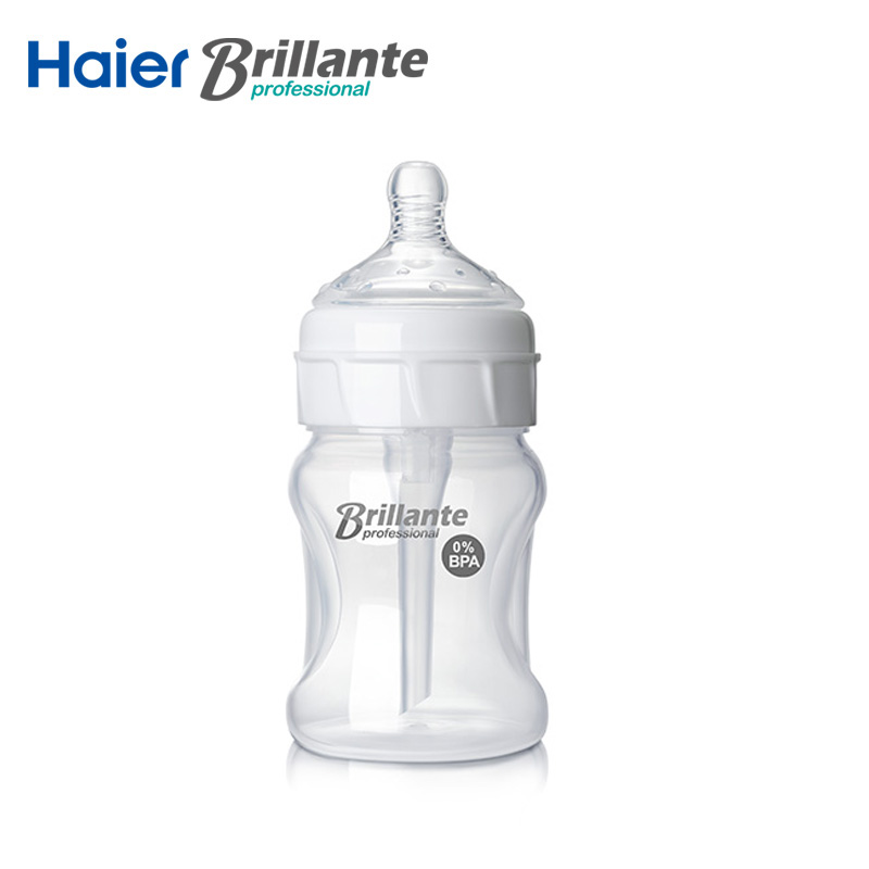 Haier Brillante Baby Infant PP Feeding Milk Bottle 150mL/5oz Bottle Feeding