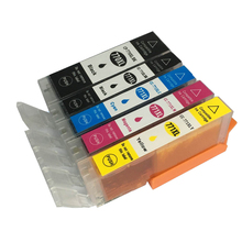 цена Einkshop Ink for canon 770 771 PGI-770 PGBK CLI-771 ink cartridge For canon PIXMA MG5770 MG6870 printer ink pgi 770 cli 771