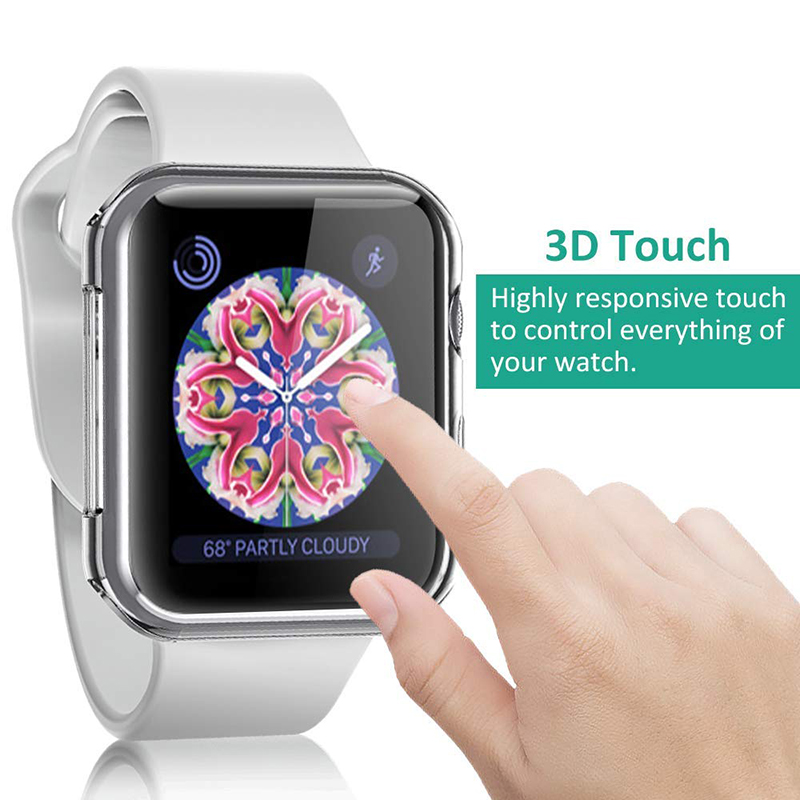 Transparent Case for Apple Watch 28