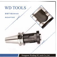 The outer circle boring machining center boring head tool holder BT40 BST shank