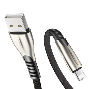 suntaiho usb cable lightning charger with fast charging cord 1m 2a for iphone ipad and other smartphones