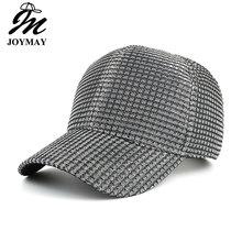 156944f14b3 Joymay Spring Women Lace Fabric Baseball cap Adjustable Casual Snapback HAT  B414
