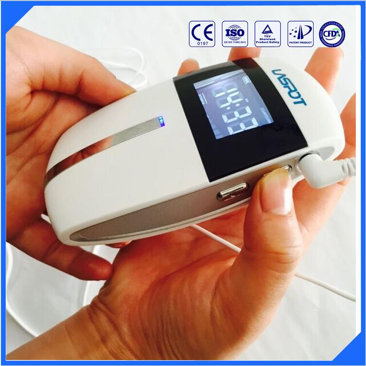 CES therapy healthcare device for anti insomnia and relief stress healthcare gynecological multifunction treat for cervical erosion private health women laser device