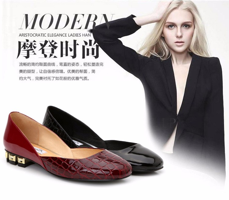 Flats Patent Leather Shoes 2016 New Arrival Casual Women Flat Shoes Summer D\'orsay Flats Plus Size 34-43 Ladies Shoes PX79 (2)