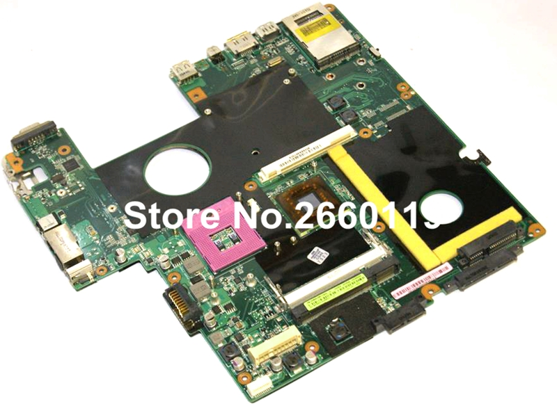 ФОТО 100% Working Laptop Motherboard For Asus G60VX Main Board Fully Tested and Cheap Shipping