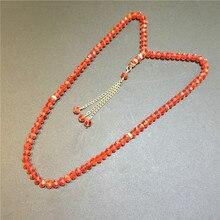 Haprose 8mm 99 beads Crystal Prayer Beads Tasbih Tasbeeh misbaha masbaha  allah tespeeh Crystal Holding Bracelet