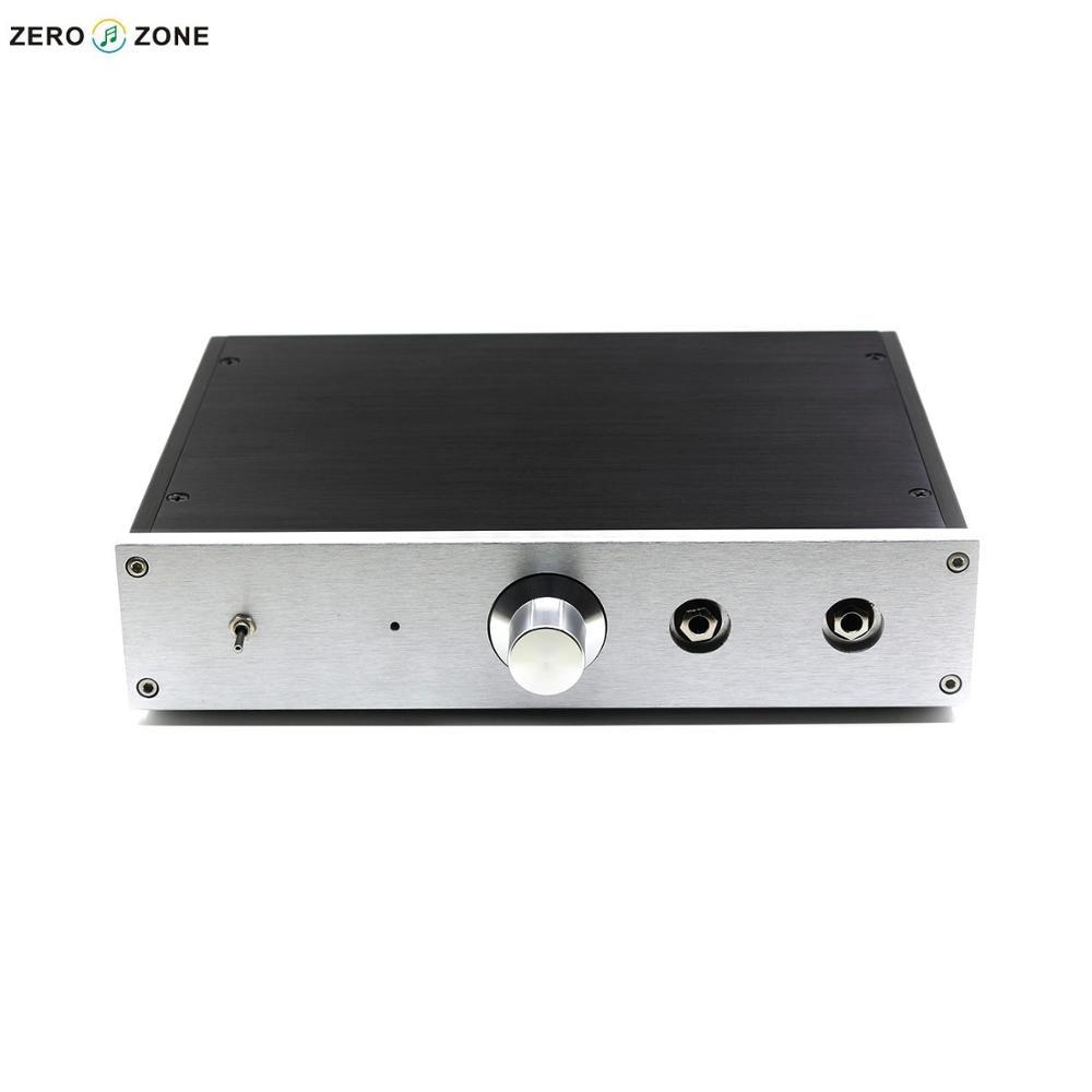 GZLOZONE Finished KHD2000 Full Discrete Headphone Amp Base On HA5000 Amplifier