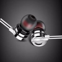 Brand Earphone SIM D05 Zinc Alloy HiFi Headhone BASS Earbuds Metal Headset For Earpods Airpods