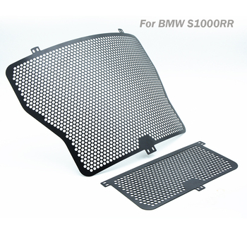 Radiator Grill Guard Cover Oil Cooler Guard grill protector for BMW HP4 S1000RR 2014 2015 2016 S1000R S1000XR 2013-2016