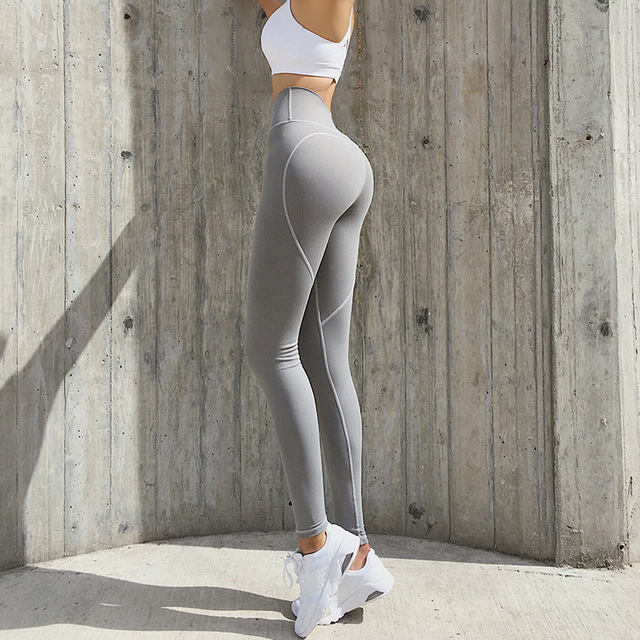 Fitness Pants Sexy High Waist