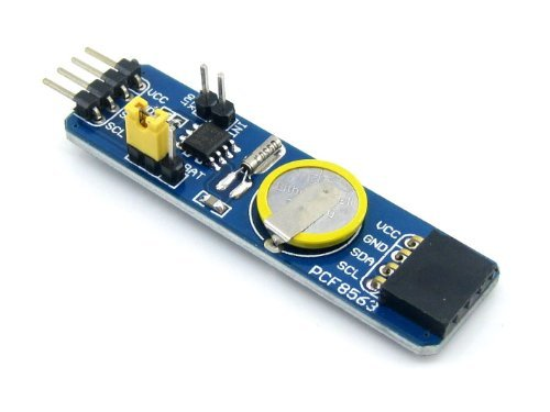 PCF8563 RTC Board PCF8563T CMOS Real-time Clock/Calendar Development Module Kit Free Shipping