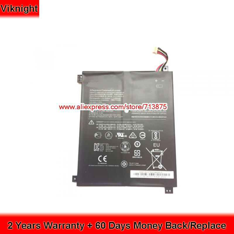 Genuine 3.8V 8400mAh NB116 Battery for Lenovo 100S 100S 11BY 100s-111BY 80R2 100s-11iby (nb116) цены онлайн