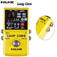 NUX Loop Core Violao Guitar Electric Effect Pedal Durable Guitarra Effect Pedal 6Hours Recording Time Guitar