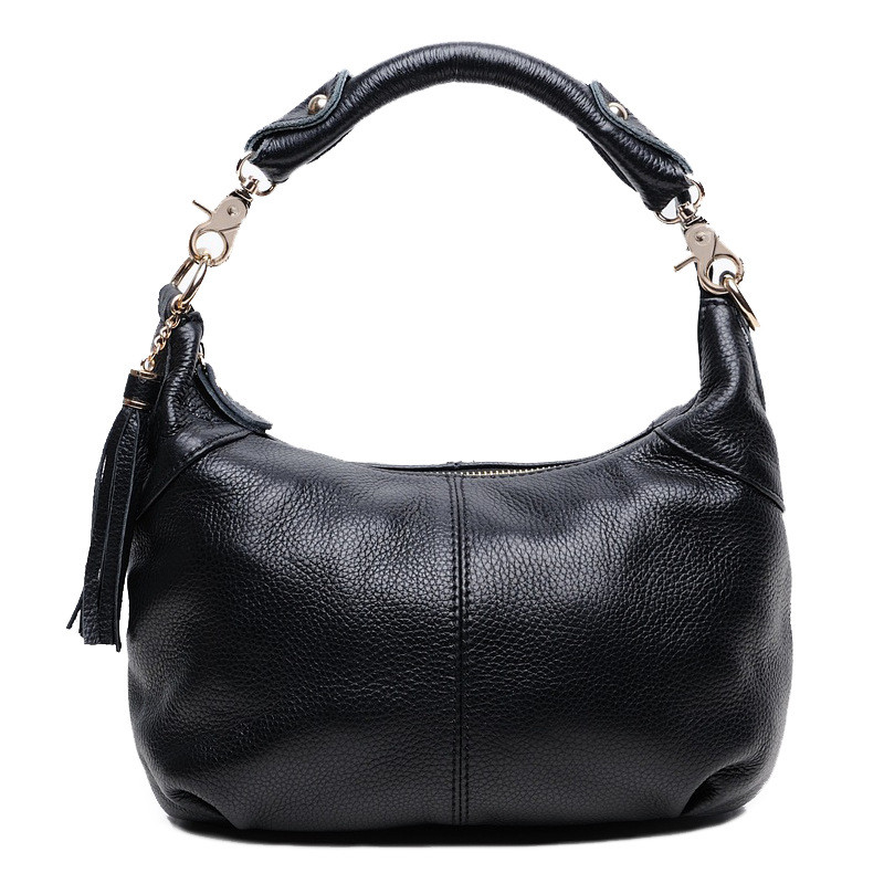 New Arrival Genuine Leather Women Bags Crossbody Bags High Quality 5 Colors Fashion Female Shoulder Bags Zipper Handbags HB11