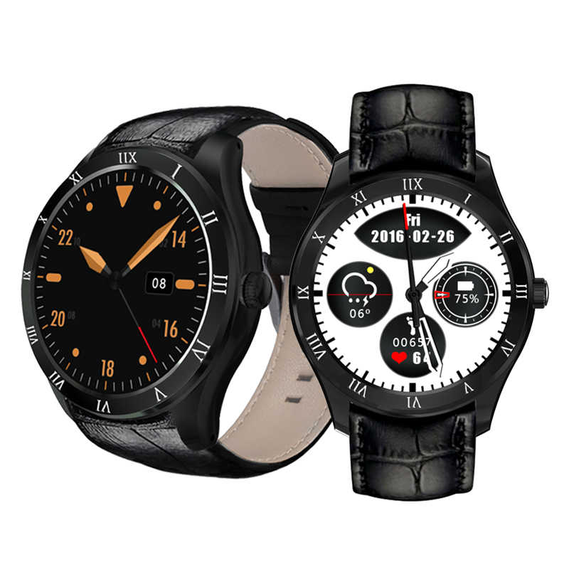 Q5 3G GPS Smart Watch Android 5.1 Whatsapp MTK6580 AMOLED Screen SIM Card WIFI Smartwatches reloj inteligente Men Sport Watches