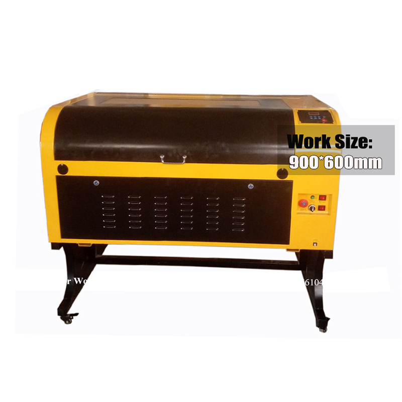 Low Cost Cnc Laser Stone/acrylic/wood Engraving Machine 60W/80W/90W/100W 6090 Co2 Laser Wood Engraver Price