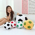 45cm Kawaii Plush Football Doll Kids Interactive Toys Plush Stuffed Soccer Animal Creative Christmas Gift Peluches Doll