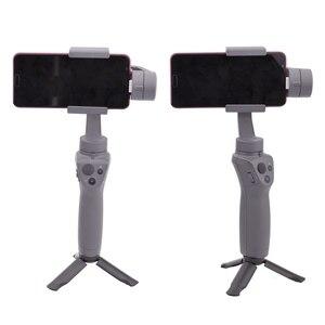 Image 5 - Di Động Mini 3 Chân Cho DJI Osmo Mobile 2 Gimbal Điện Thoại Ổn Định Giá Đỡ Đứng Dành Cho Máy Quay Hành Động GoPro Feiyu Zhiyun