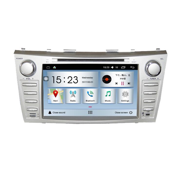 2007 toyota camry oem navigation system